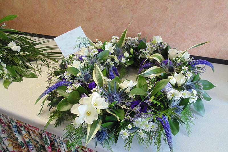 funeral flower arrangements image 17