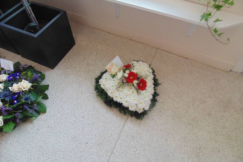 funeral flower arrangements image 24