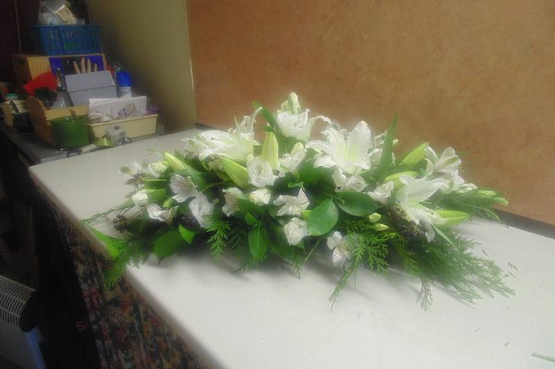 funeral flower arrangements image 27