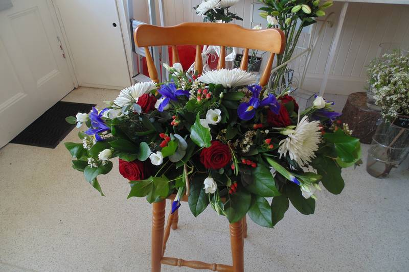 funeral flower arrangements image 32