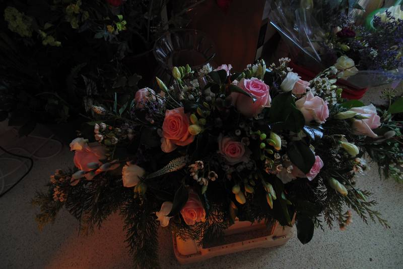 funeral flower arrangements image 48