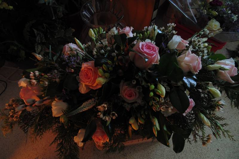 funeral flower arrangements image 49