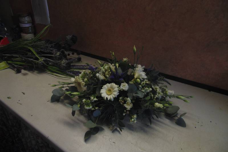 funeral flower arrangements image 53