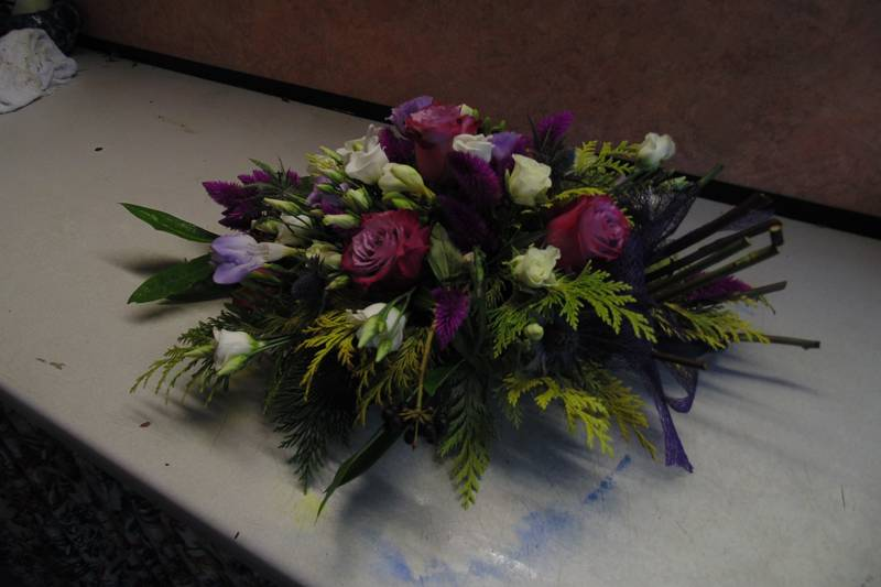 funeral flower arrangements image 55