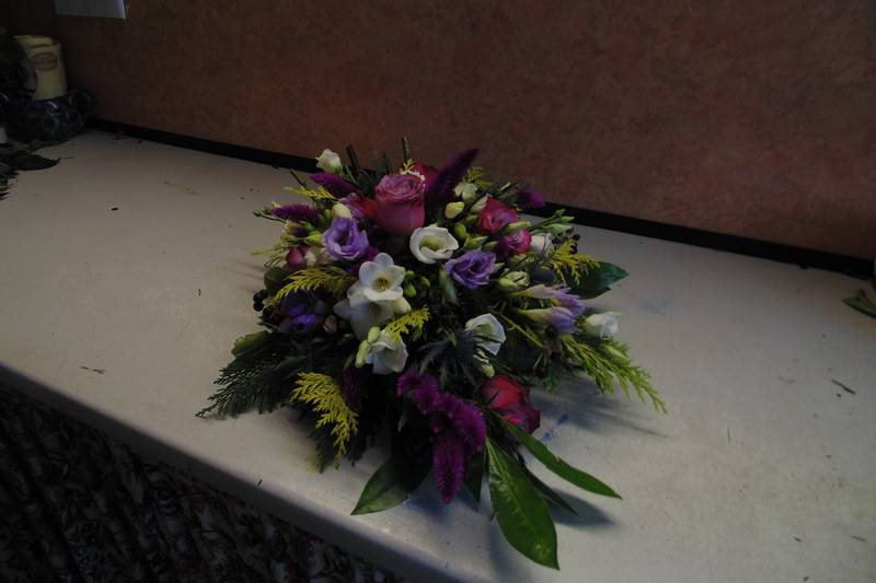 funeral flower arrangements image 56