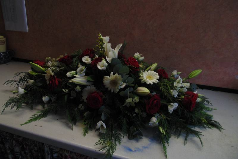 funeral flower arrangements image 58