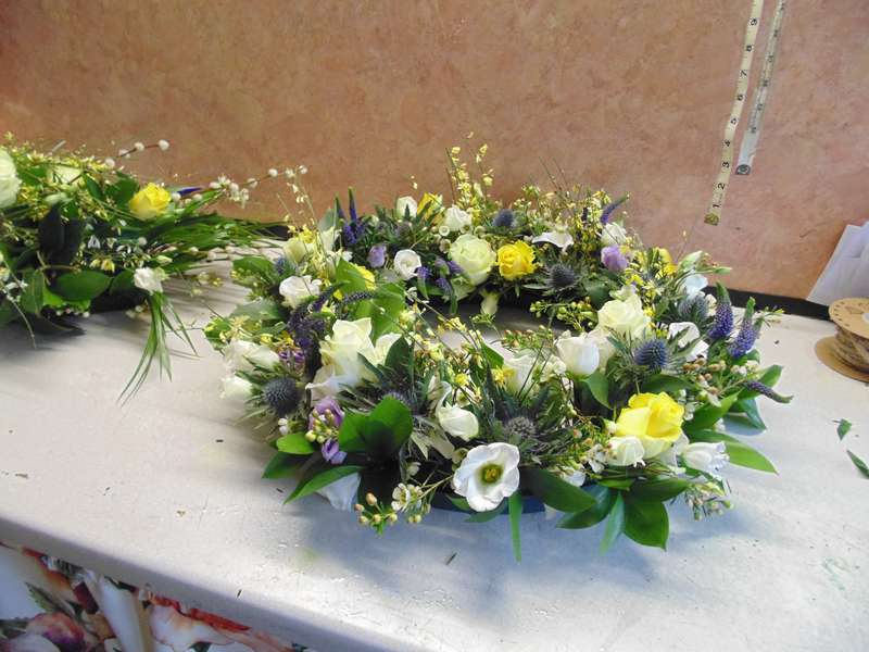 funeral flower arrangements image 11