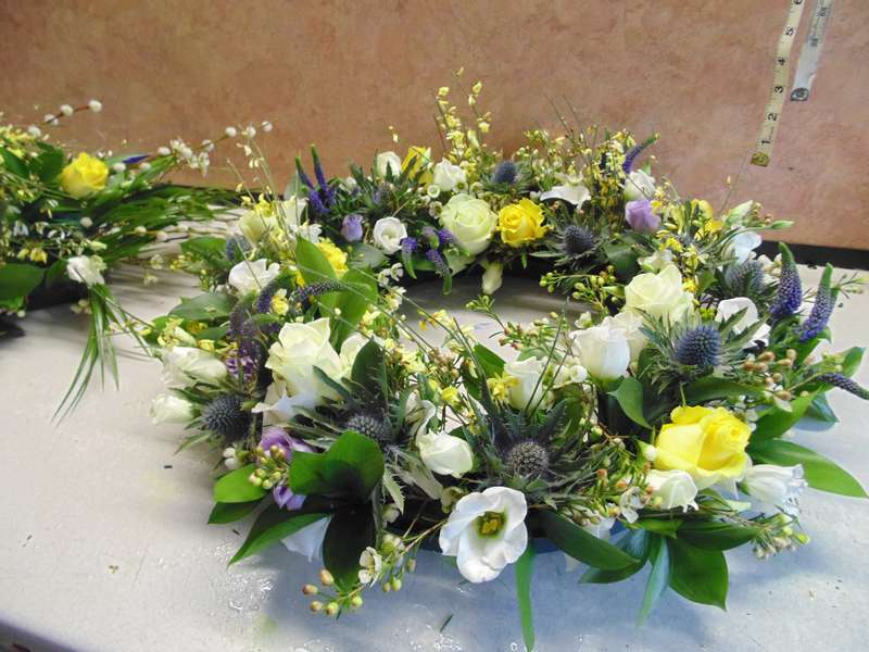 funeral flower arrangements image 12