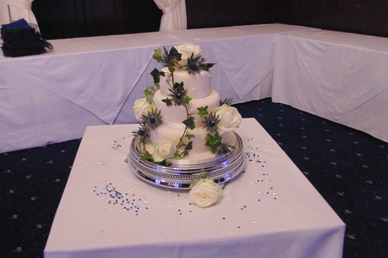 wedding flower arrangement 17
