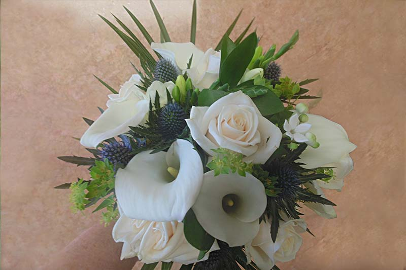 wedding flower arrangement 40