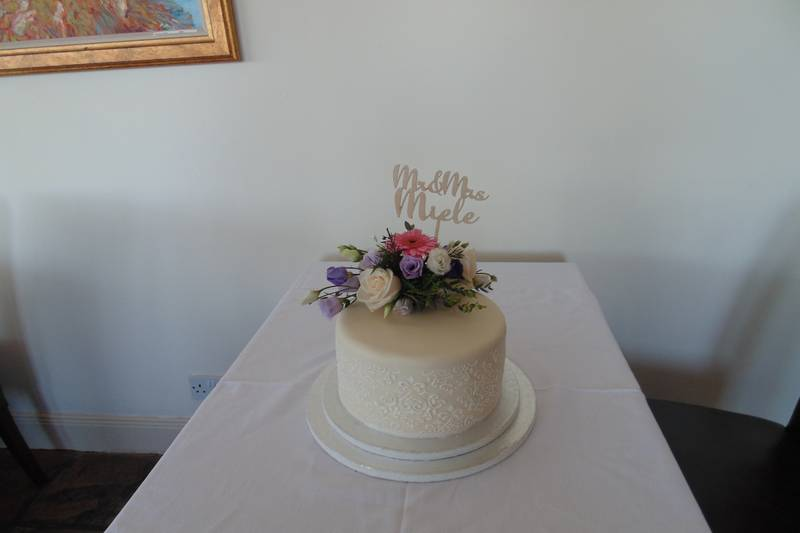 wedding flower arrangement 77
