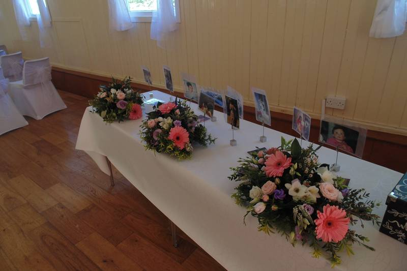 wedding flower arrangement 78