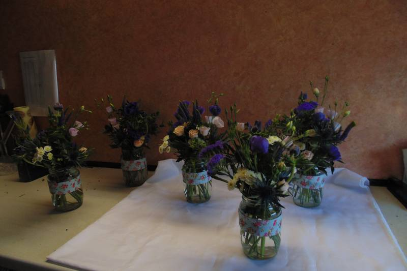 wedding flower arrangement 81
