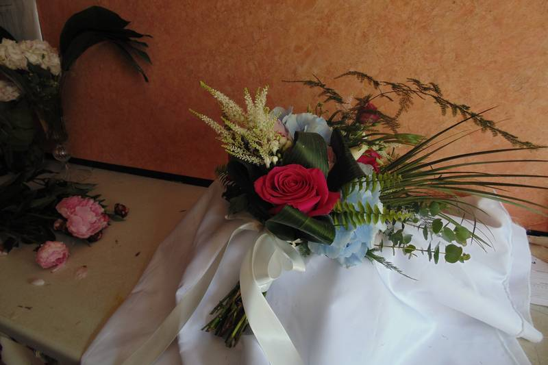 wedding flower arrangement 86