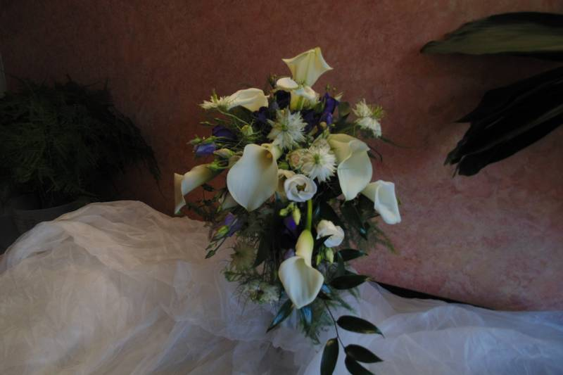 wedding flower arrangement 87