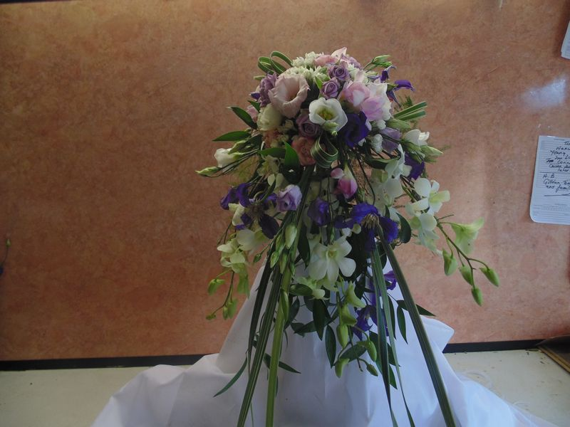 wedding flower arrangement 148