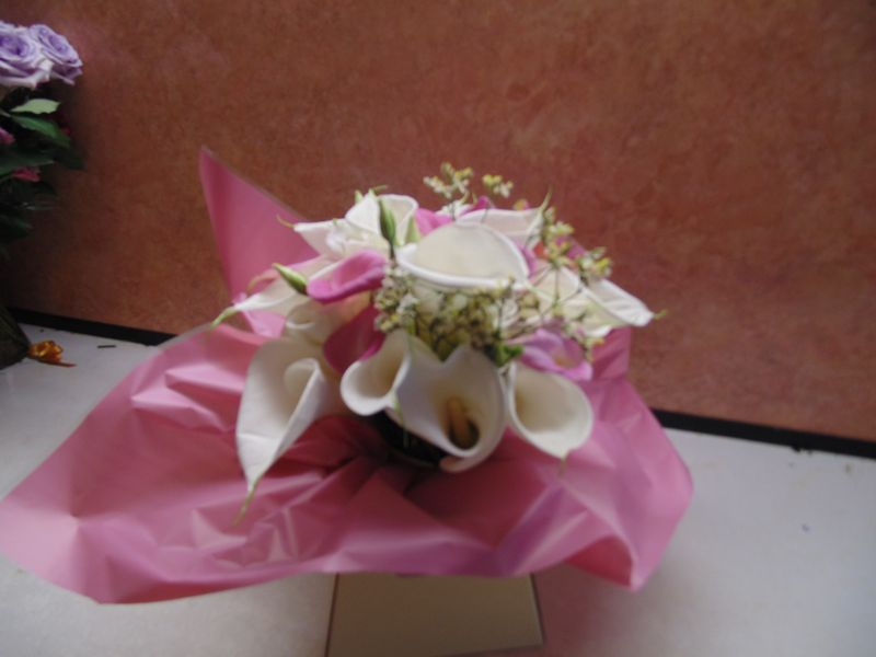 wedding flower arrangement 156