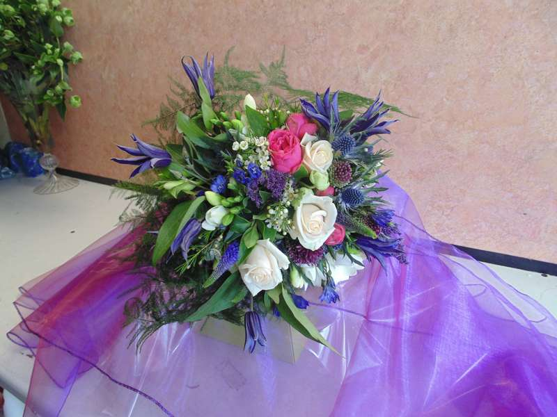 wedding flower arrangements - March 17 - 01
