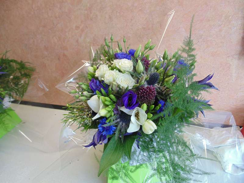 wedding flower arrangements - March 17 - 02