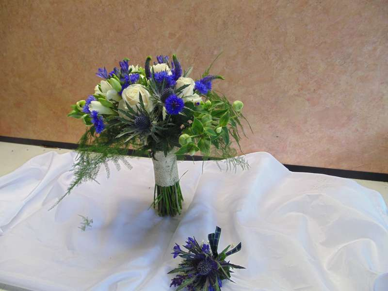 wedding flower arrangements - March 17 - 04
