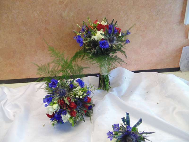 wedding flower arrangements - March 17 - 05