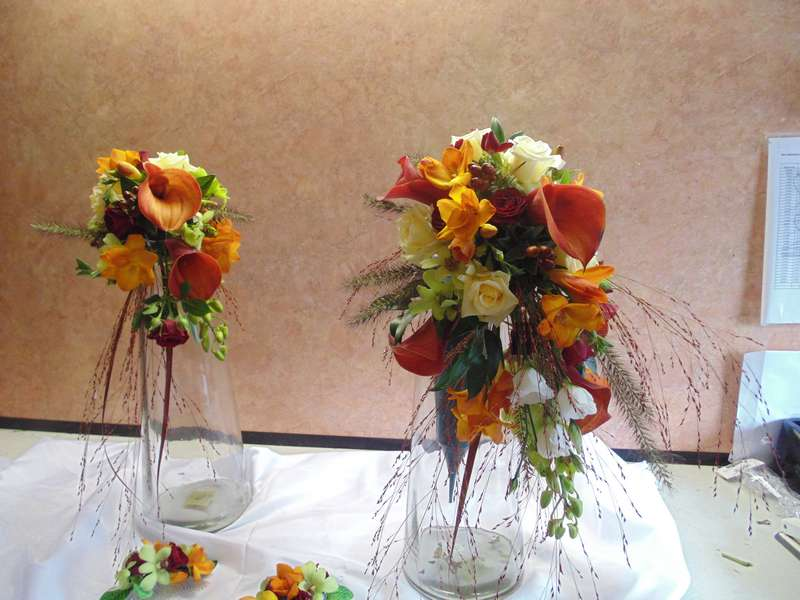 wedding flower arrangements - March 17 - 10