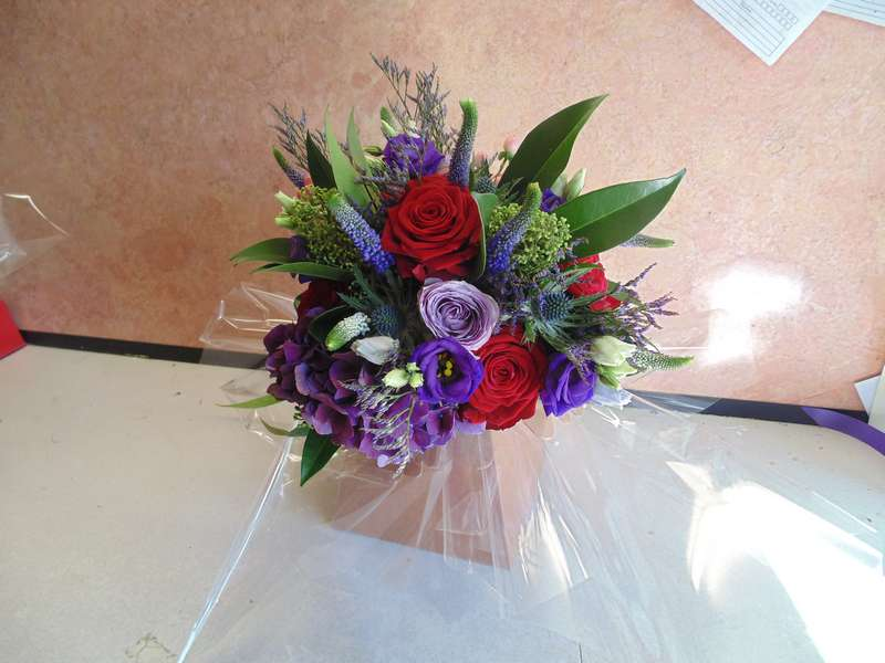 wedding flower arrangements 12