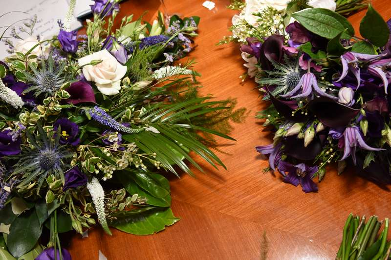 wedding flower arrangement - sept16-10