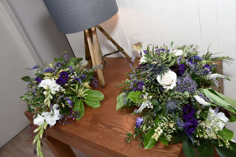wedding flower arrangement - sept16-18